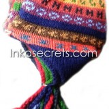 12 Cusco wool Chullo/Hat colors