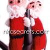 250 Santa Finger Puppets