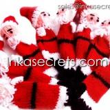 500 Santa Finger Puppets