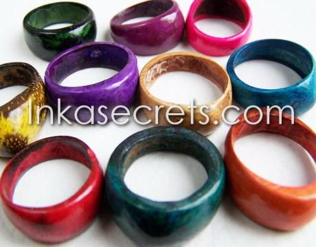 1000 Peruvian Coconut rings