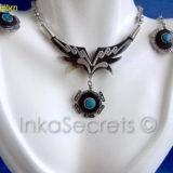 50 Sets of necklace & earrings bull's horn