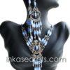 50 Sets of cat´s eye necklace & earrings
