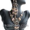 200 Sets of cat´s eye necklace & earrings